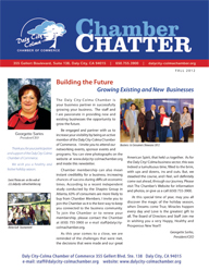 2012 Fall Edition of the Daly-City-Colma Chamber of Commerce Newsletter