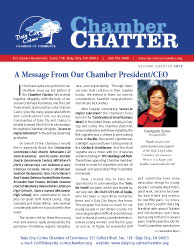 2012 Summer Ediition of the Daly City-Colma Chamber of Commerce newsletter