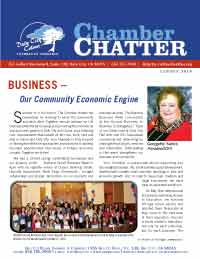 2014 Summer Edition of the Daly City/Colma Chamber Chatter